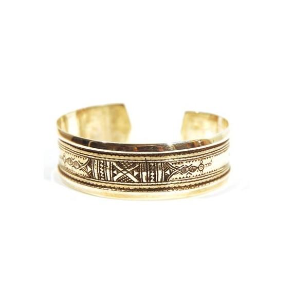 Bracelet large argent 925°/oo - 25,0 g