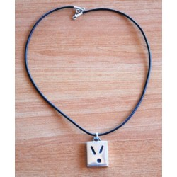 Pendentif Sangha argent 925°/oo - 8,8 g