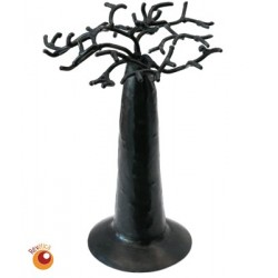 Porte bijoux baobab droit 18 cm