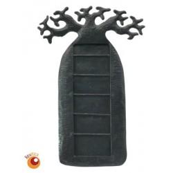 Présentoir cadre baobab métal