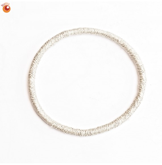 Bracelet sisal sable