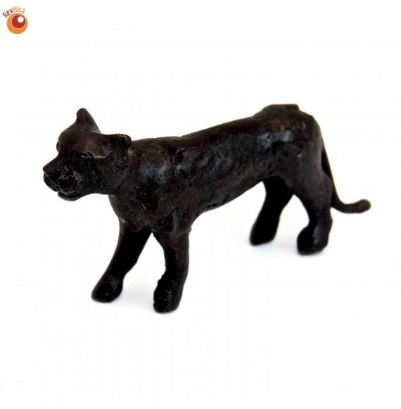 Tigre en bronze
