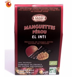 Manguettes Pérou El Inti bio 150 g
