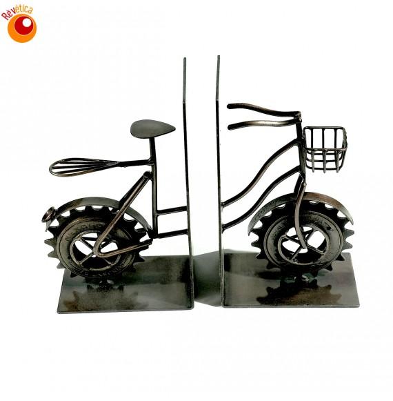 Serre livres vélo