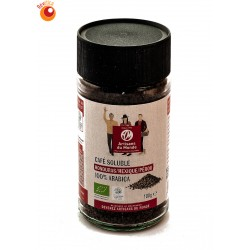 Café bio soluble 100 g