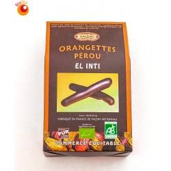 Orangettes Pérou El Inti bio 150 g