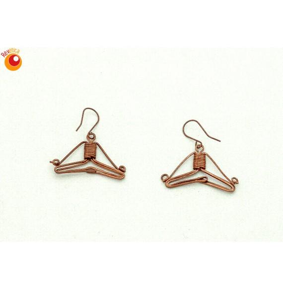 Boucles d'oreilles Yogi