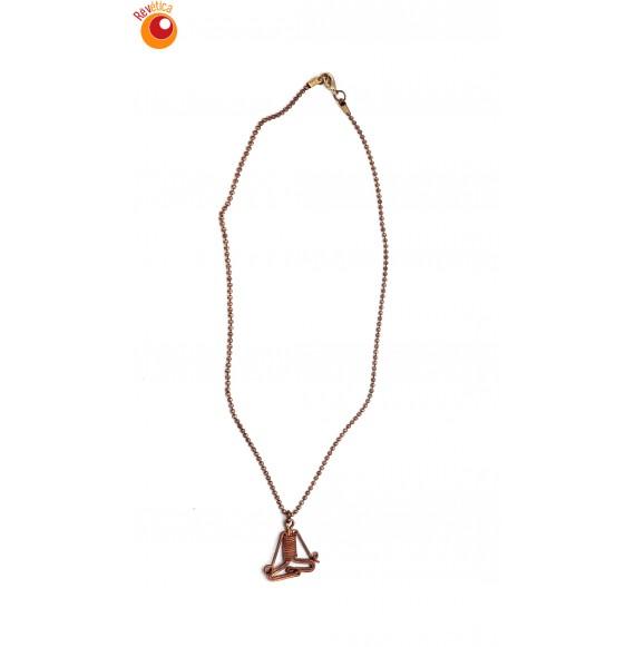 Collier pendentif Yogi