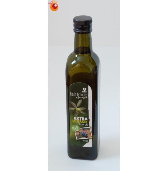 Huile d'olive bio vierge  Palestine 50 cl