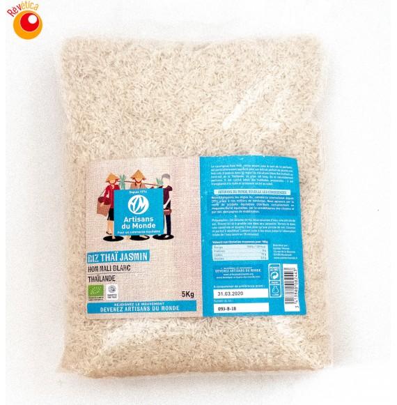 Riz bio Hom Mali 5 kg