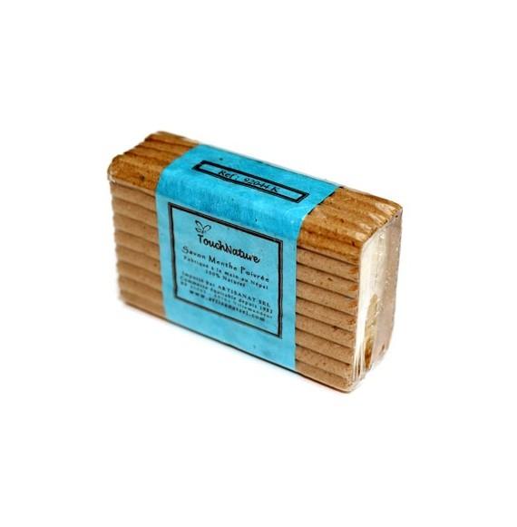 Savon huiles essentielles de Menthe Poivrée 100 g
